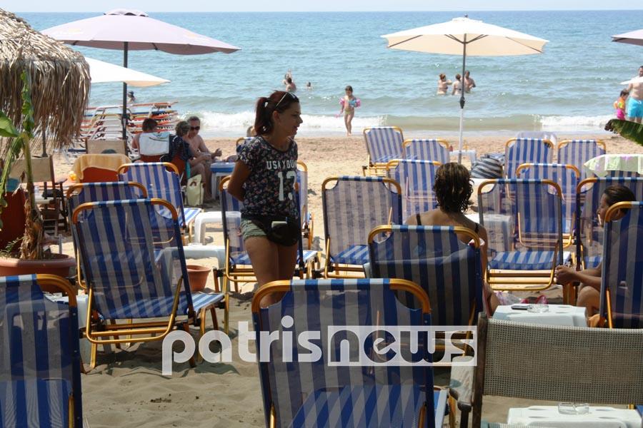 7417715254e Ξεκίνησαν κανονικά πριν λίγες ημέρες τη λειτουργία τους, στις παραλίες του  δήμου Πύργου, οι καντίνες, η δημοπρασία για τις οποίες είχε διεξαχθεί το ...