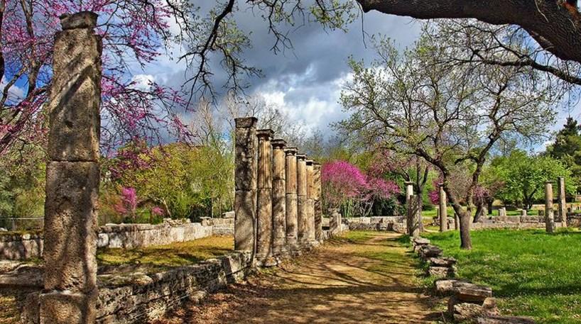 Η αθάνατη λάμψη της Αρχαίας Ολυμπίας - Μαγευτικές φωτογραφίες - PatrisNews - Εφημερίδα Πατρίς Ηλείας