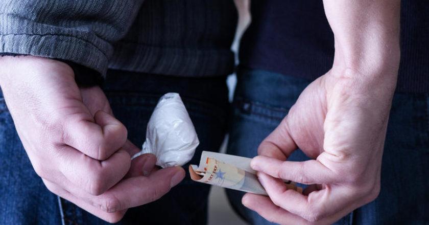Σύλληψη για ναρκωτικά στο Δήλεσι Βοιωτίας