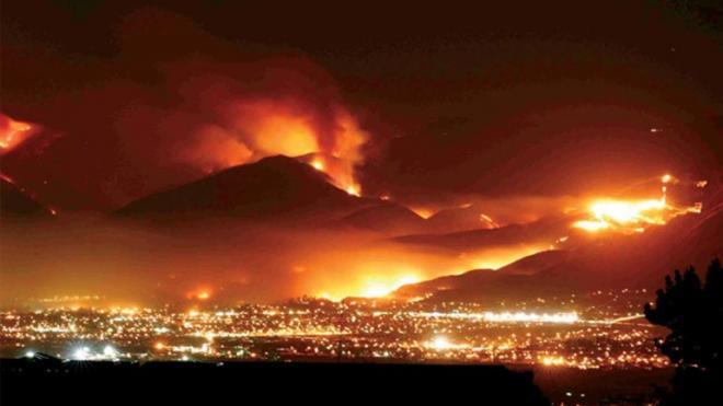 Αποτέλεσμα εικόνας για πυρκαγιές του 2007: