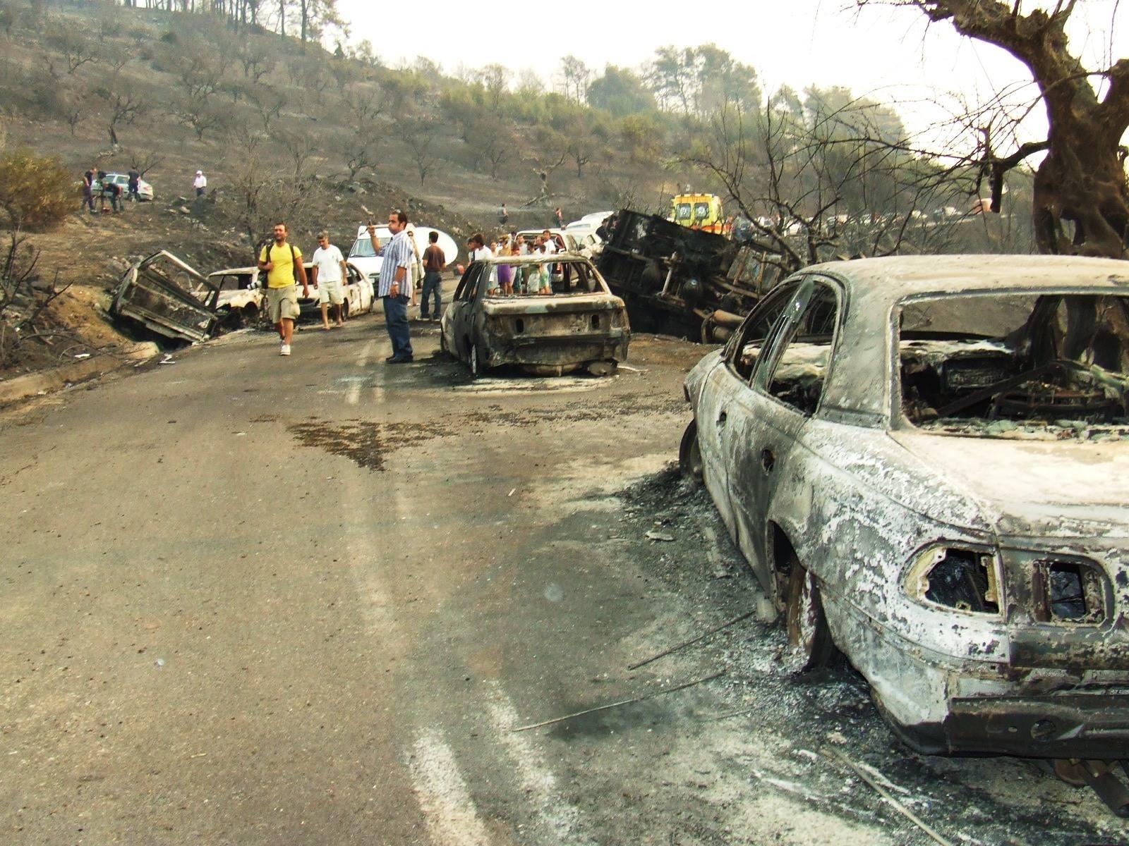 Τι συνέβη στην Αρτέμιδα την Παρασκευή 24 Αυγούστου 2007; Λεπτό ...