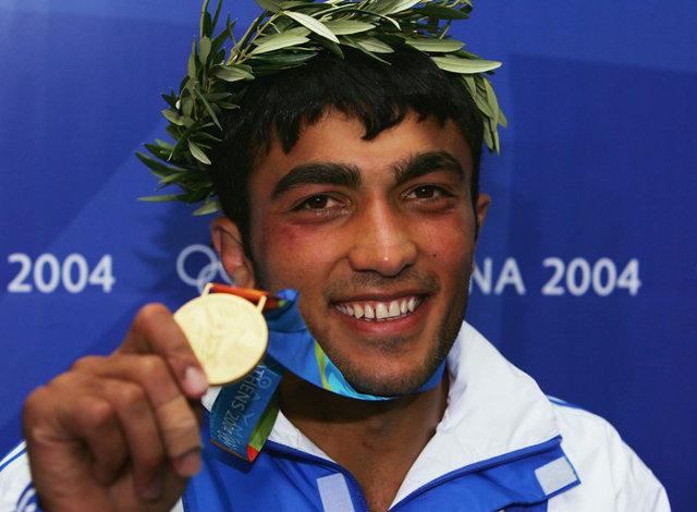 παοκ ολυμπιακοσ γκολ: Ο Ηλίας Ηλιάδης κατακτά το χρυσό