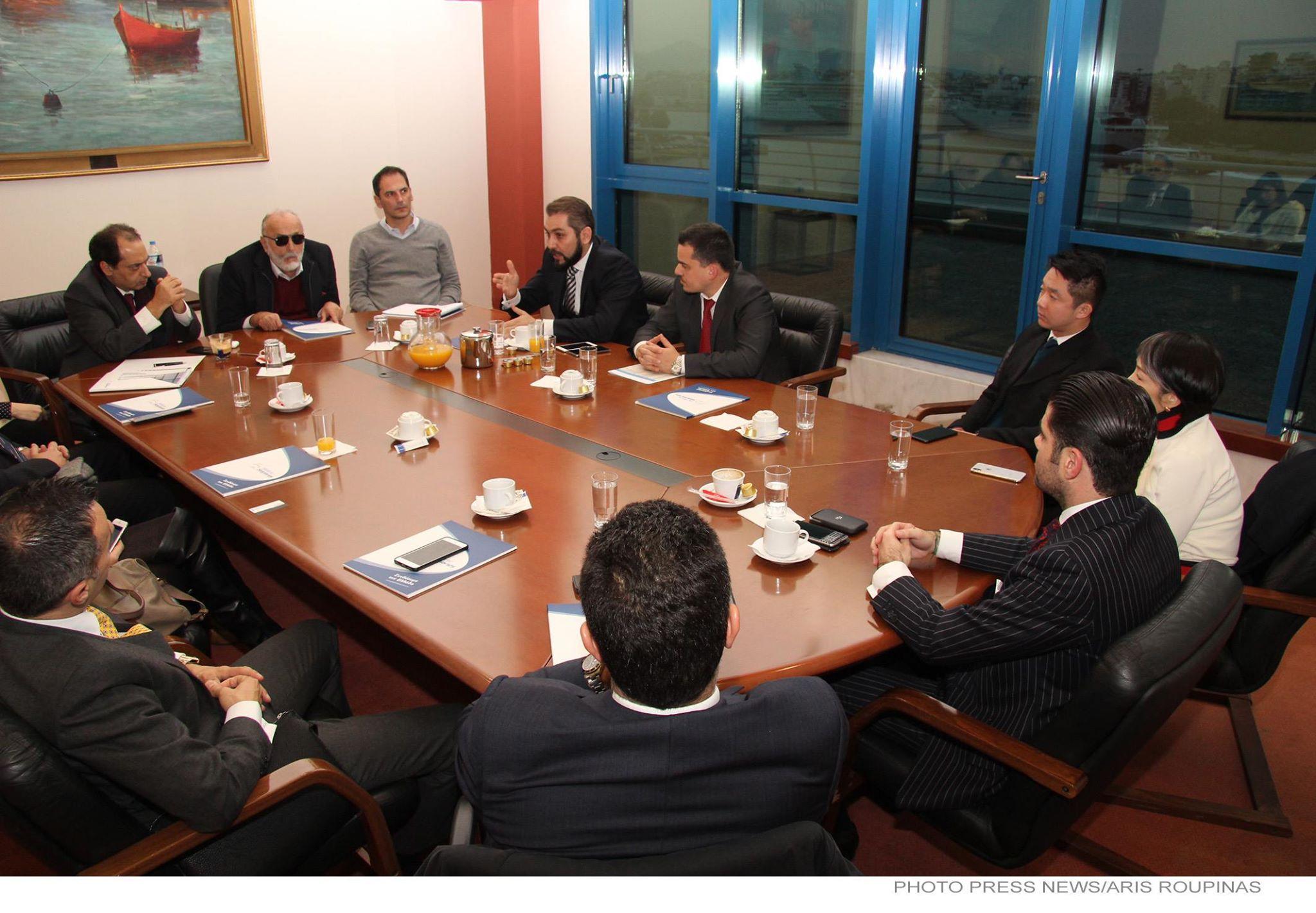 Αποτέλεσμα εικόνας για Σε πλήρη ευθυγράμμιση Hellenic Seaplanes, επενδυτές και κυβέρνηση