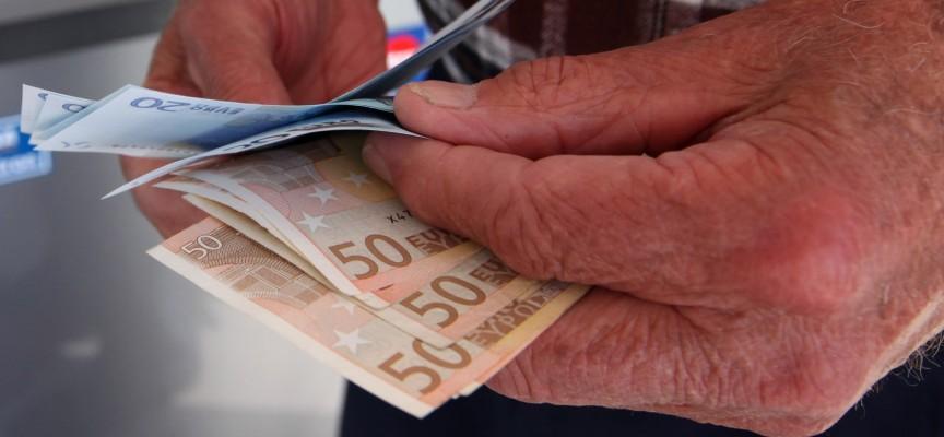 Αποτέλεσμα εικόνας για πληρωμή συντάξεων