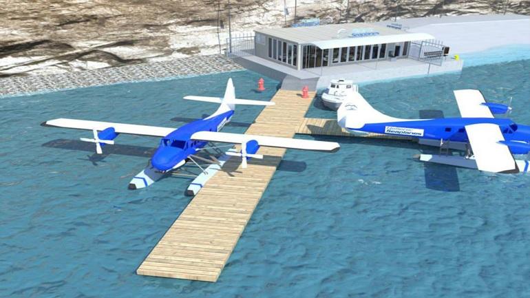 Αποτέλεσμα εικόνας για Επανέρχεται το αίτημα για υδροπλάνο στον Καϊάφα