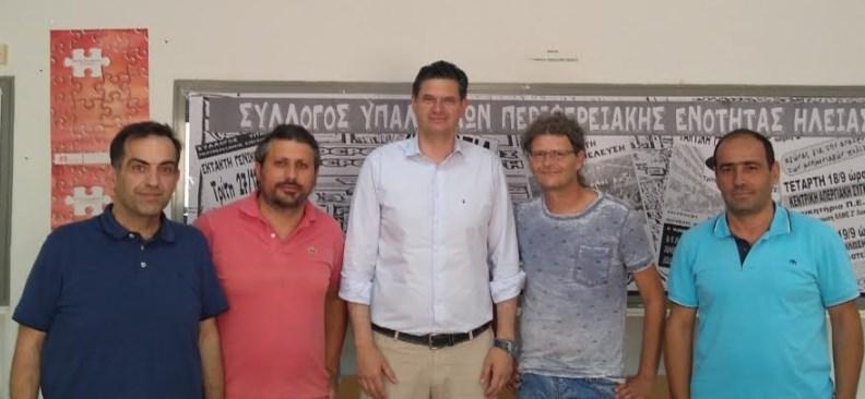 Διονύσης Καλαματιανός: «Λειτουργικός δημόσιος τομέας και βιώσιμο δημόσιο κοινωνικό ασφαλιστικό σύστημα»