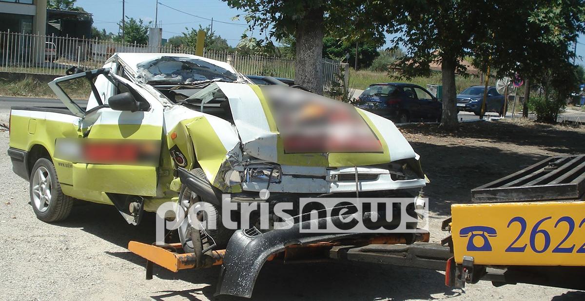 Αμαλιάδα: 48χρονος έκλεψε αυτοκίνητο, τράκαρε και νοσηλεύεται σοβαρά τραυματισμένος!