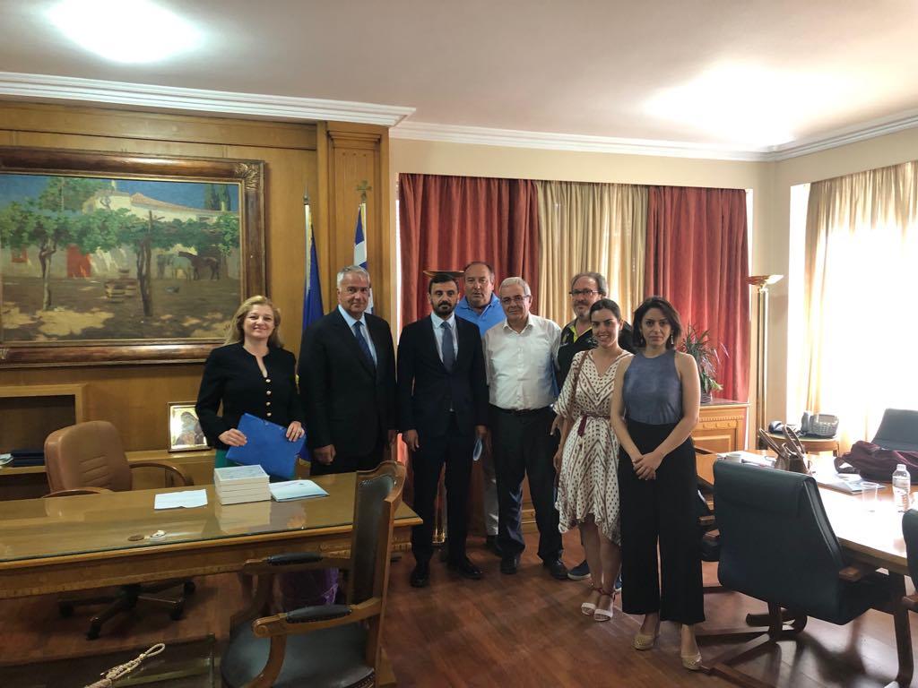 Ανδρ. Νικολακόπουλος: Τα σοβαρά αγροτικά προβλήματα της Ηλείας σε προτεραιότητα