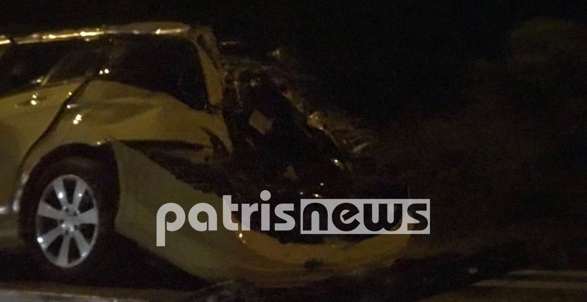 Ανατροπή νταλίκας στην Αθηνών - Κορίνθου με τρεις τραυματίες (photos-ΒΙΝΤΕΟ)