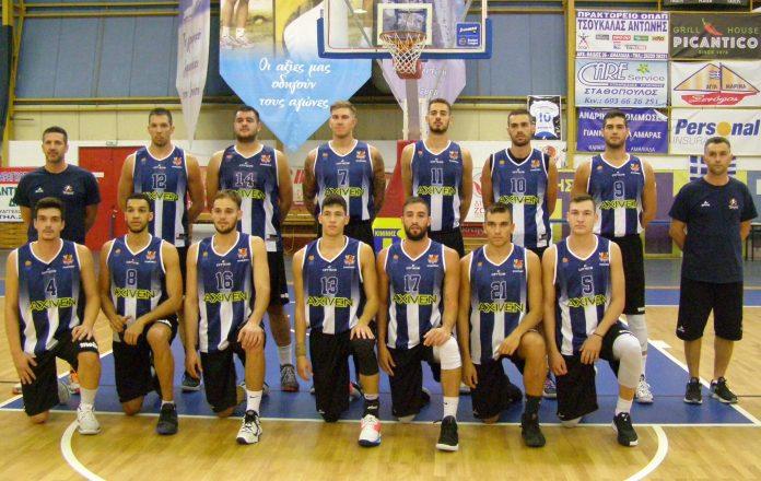 Κόροιβος Αμαλιάδας: Κέρδισε εκτός έδρας στη Λαμία τον Έσπερο Λαμίας με σκορ77-94 και πέρασε στην επόμενη φάση για το Κύπελλο Ελλάδας