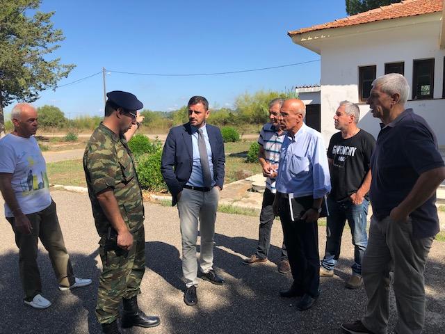 Ανδρέας Νικολακόπουλος: Σημαντικός ο Εκπαιδευτικός και στρατιωτικός ρόλος της ΣΕΤΤΗΛ