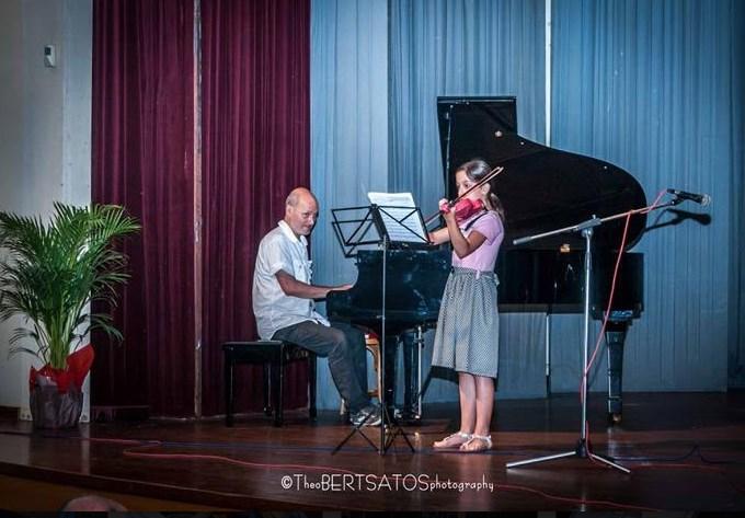 «Μουσική για Όλους» στο Ελληνικό Ωδείο Πύργου
