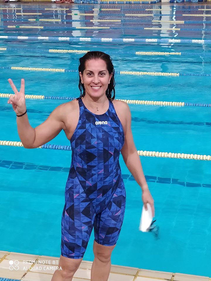 Επειός Ήλιδας: Συγχαρητήρια στην πρωταθλήτριά μας Μαρία Καλογεροπούλου