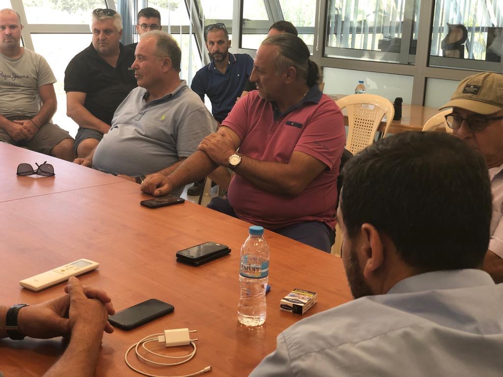 Ανδρέας Νικολακόπουλος: Απλοποίηση στη διαδικασία πρόσληψης αλλοδαπών εργατών γης