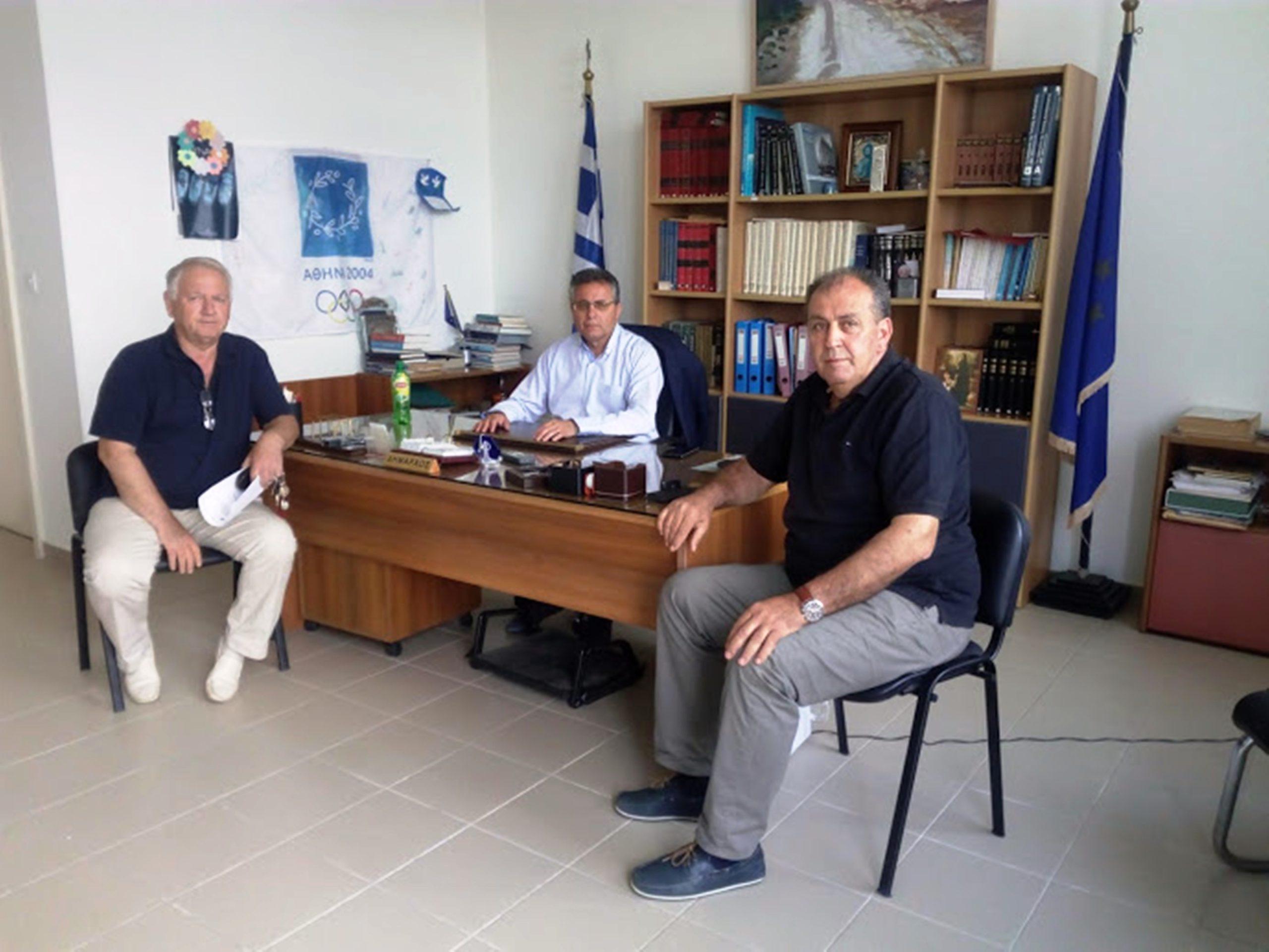 Δήμος Πηνειού: Ημέρα του Δημότη στο Τραγανό- Ο Ανδρέας Μαρίνος κοντά στους δημότες
