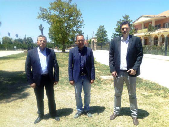 Δήμος Πηνειού: Ολοκληρώθηκαν στη Γαστούνη τα τηλεοπτικά γυρίσματα της εκπομπής του καναλιού της Βουλής «Από τόπο σε τόπο»
