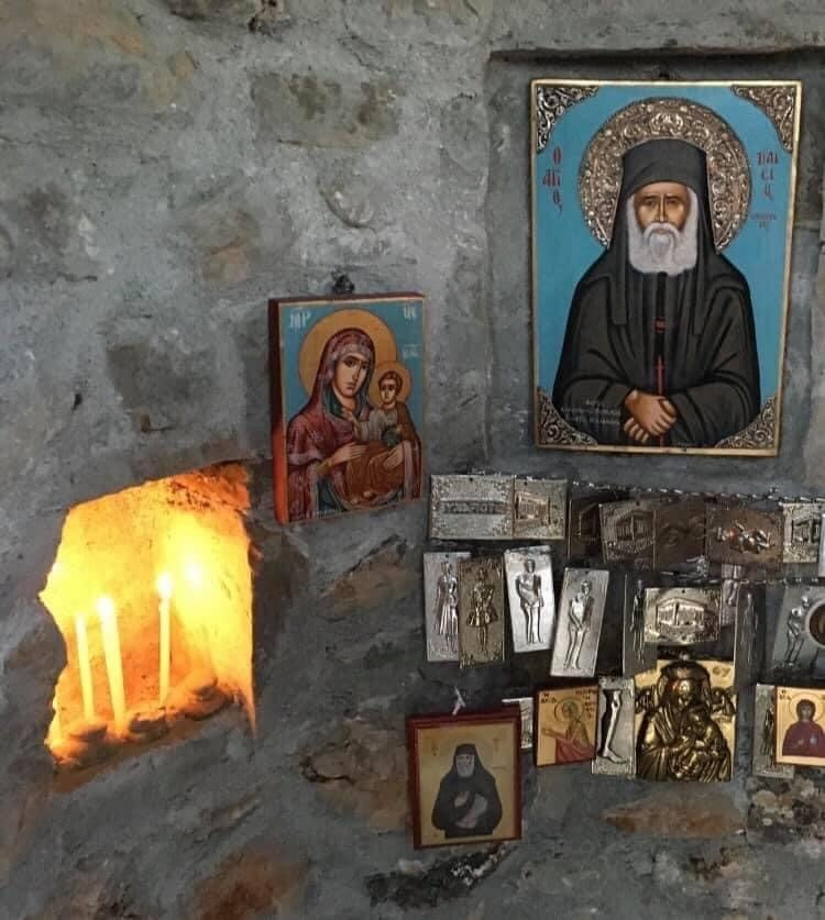 Ένα διαφορετικό προσκύνημα προς τιμήν του Αγίου Παϊσίου σε χωριό ...