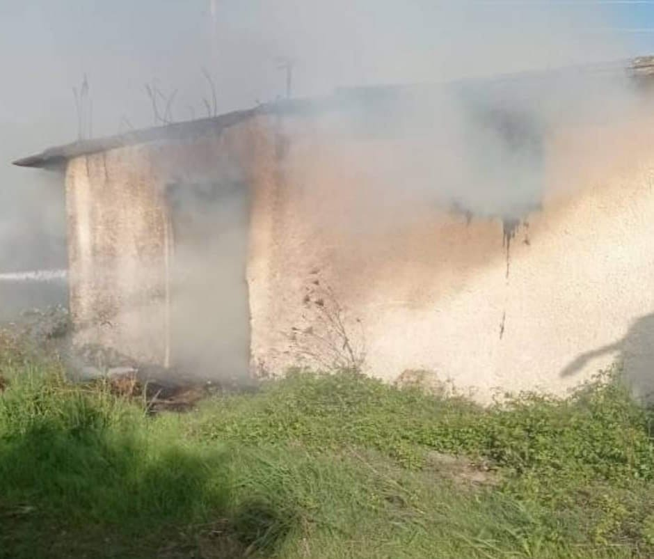 Αμαλιάδα: Φωτιά σε αποθήκη με σανό στα Σαβάλια (Photos)