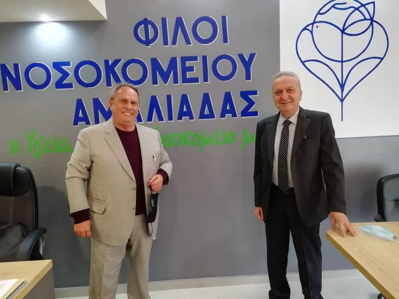 Αμαλιάδα: Στο Δ.Σ. του Σ.ΦΙ.Ν.Α. ο δικηγόρος Σάκης Κότσιφας