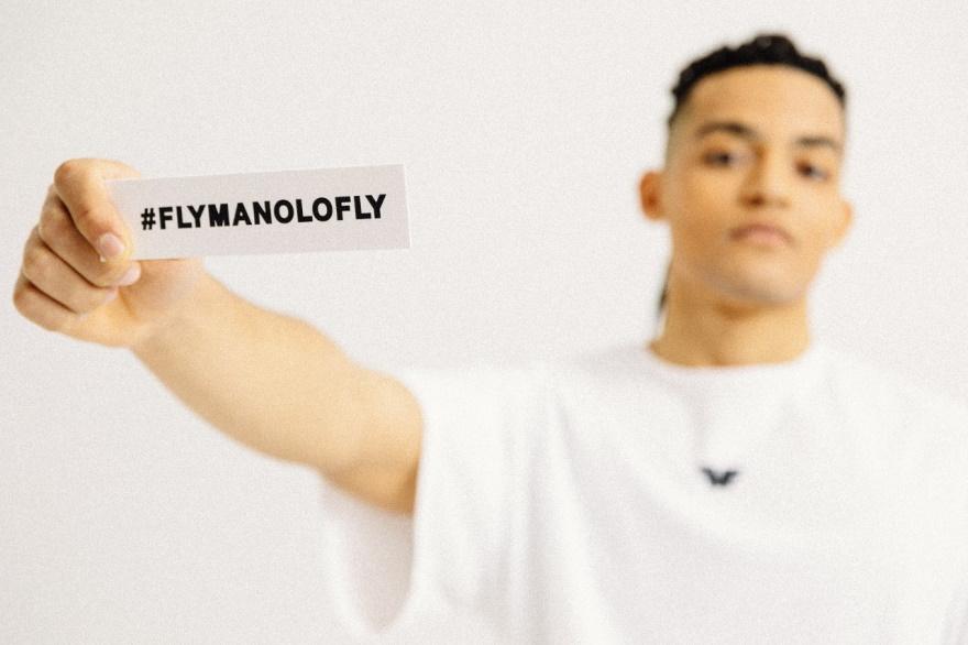 FMF: Ο Εμμανουήλ Καραλής δημιουργεί τη δική του σειρά ρούχων