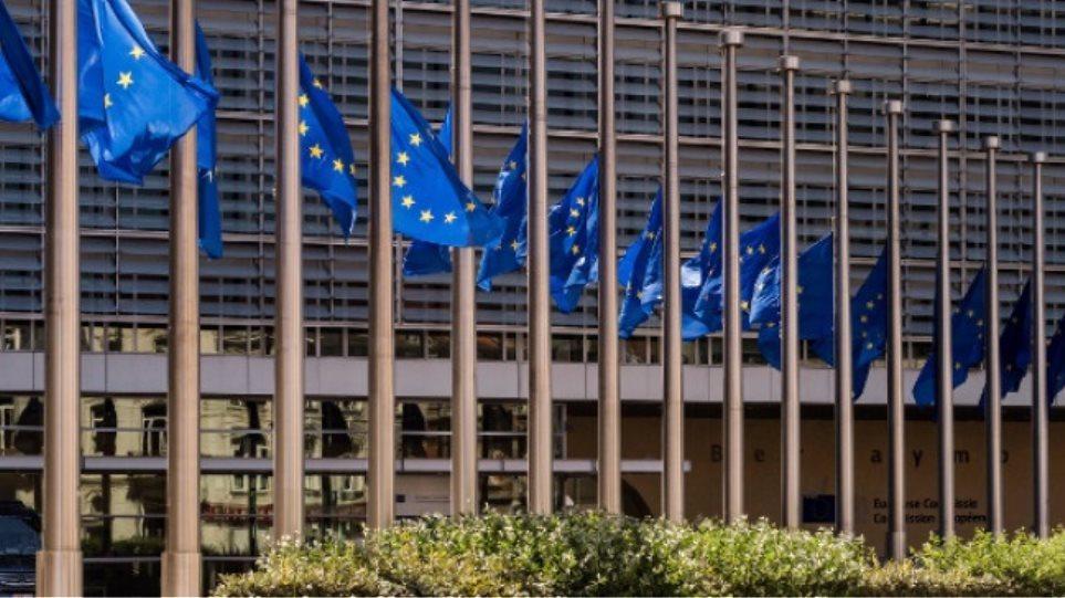 ΦΩΤΟ το κτήριο της κομισιον στις Βρυξελλες