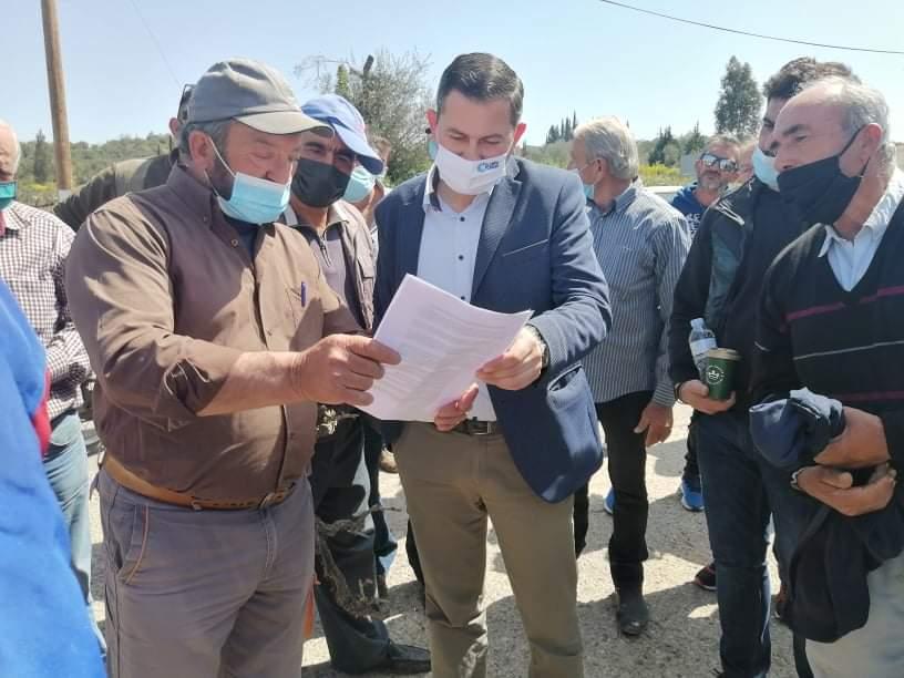 Θοδ. Βασιλόπουλος: Ο ΕΛΓΑ οφείλει να σταθεί στο ύψος των περιστάσεων και να καλύψει εξ ολοκλήρου τις ζημιές στην σταφίδα