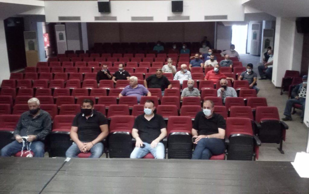 Δήμος Πηνειού: Ο Ανδρέας Μαρίνος στο πλευρό των Ηλείων αγροτών για διεκδίκηση αποζημιώσεων