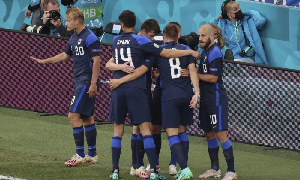 Δανία – Φινλανδία 0-1: Ήττα χωρίς Έρικσεν για τους Δανούς