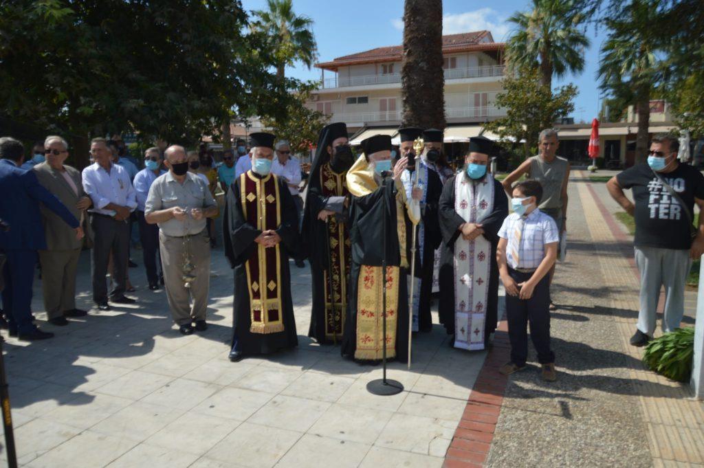 Ο Δήμος Πηνειού τίμησε και φέτος τους πεσόντες και αγνοούμενους της εθνοκτόνου τουρκικής εισβολής στην Κύπρο στο πλαίσιο της 47ης επετείου μνήμης