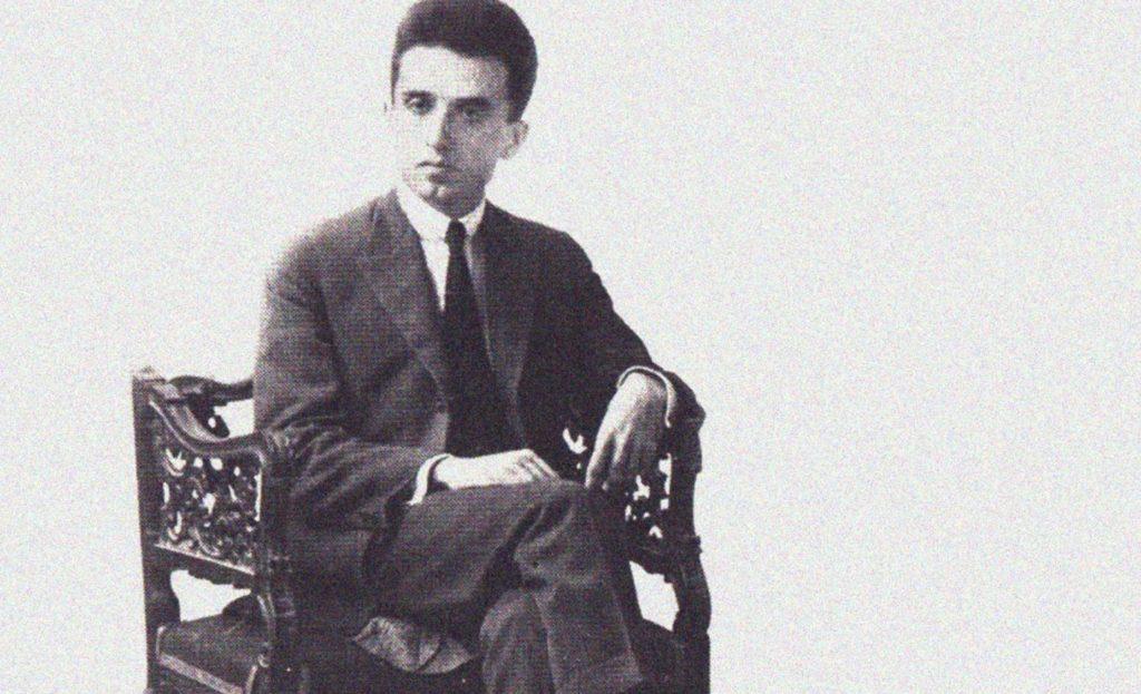Ο ποιητής, Κώστας Καρυωτάκης