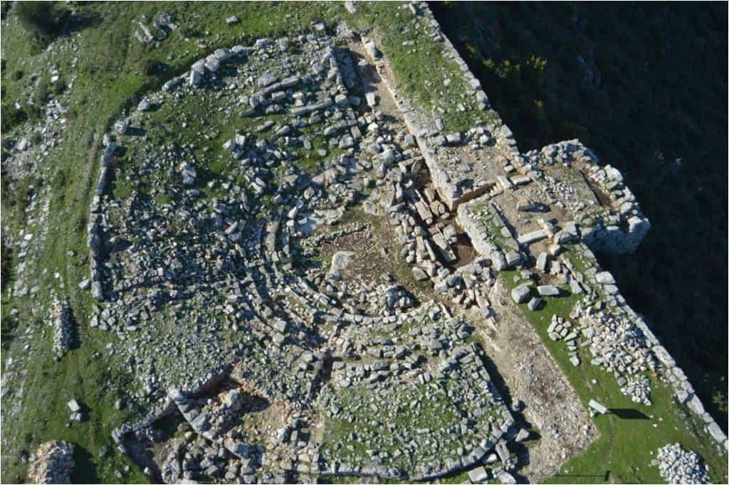 Αρχαίο θέατρο Πλατιάνας – Αίπυος