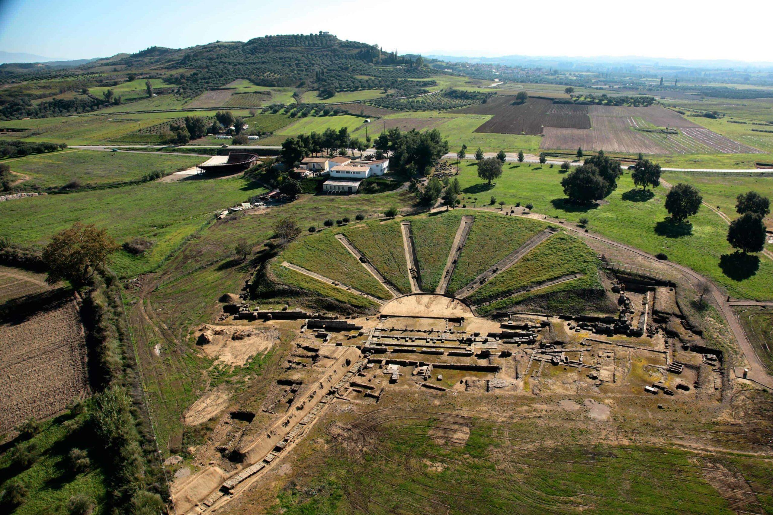 Αρχαίο Θέατρο Ήλιδας
