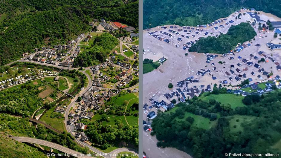 πλημμύρες στην Γερμανία