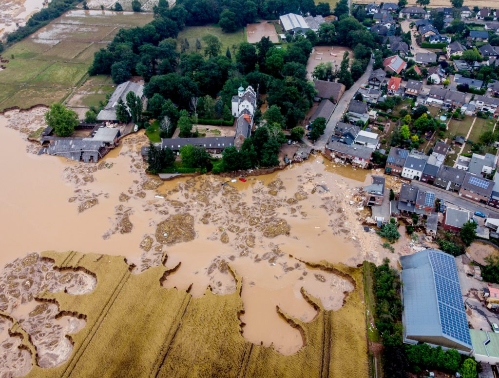 πλημμύρες στην Γερμανια