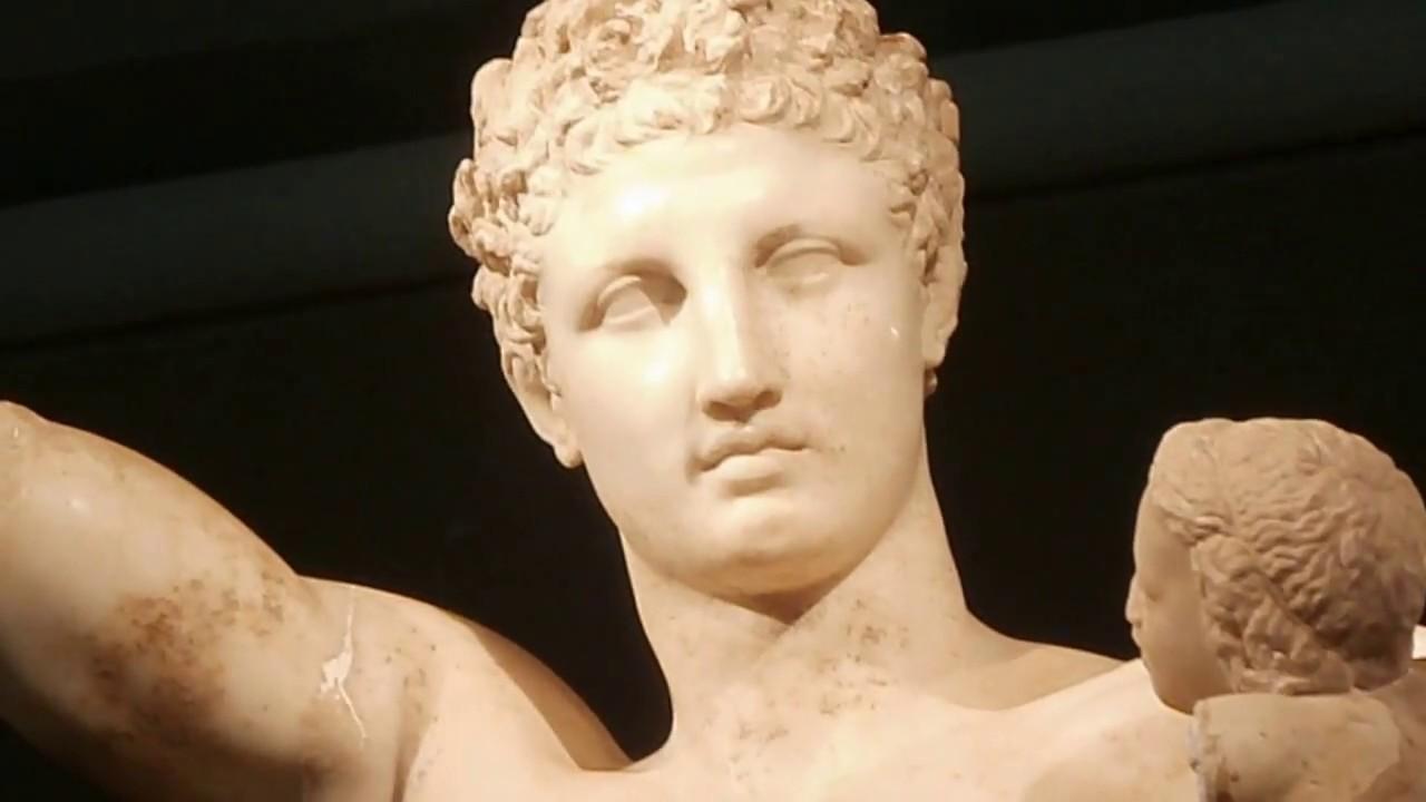 αγαλμα του Ερμη