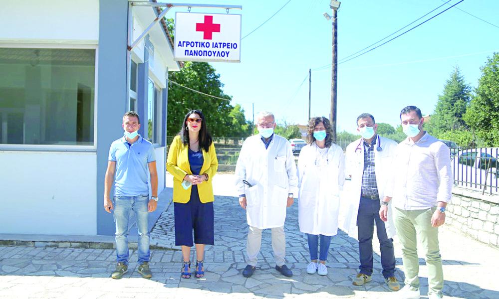 Χάνι Πανόπουλου: «Καταδρομικός» εμβολιασμός