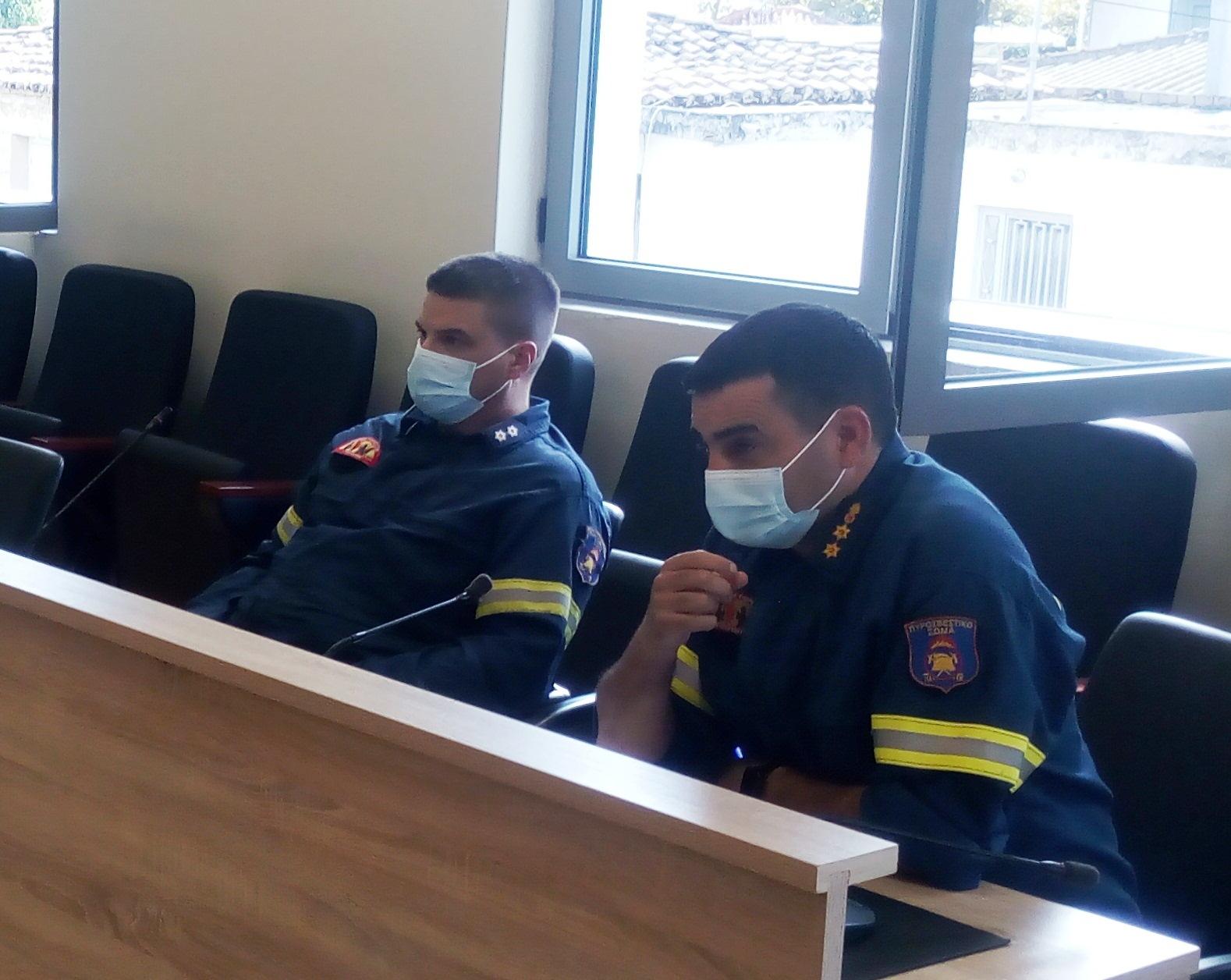Δήμος Πηνειού: Σε ετοιμότητα για την κακοκαιρία- Συνεδρίασε το Συντονιστικό Όργανο Πολιτικής Προστασίας του Δήμου