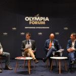 Πάνελ του Olympia Forum